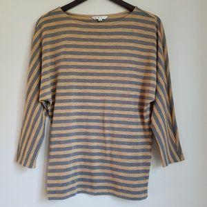 CAbi Polish Striped Tunic Tee Style #957